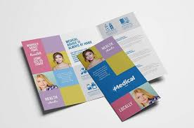 Medical Brochure Template Delectable 44 Pharmacy Brochures Designs And Examples PSD AI