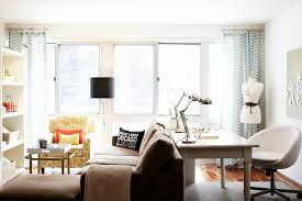 Living Room Office Desk