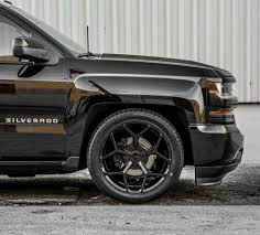 Custom Chevy Silverado Wheels 22 inch z28