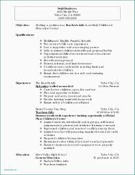 Sample Resume For High School Science Teachers Best Of Images A