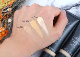 Mary Kay Timewise Matte 3d Foundation Review And Swatches