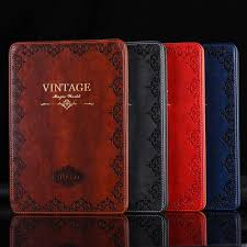 vintage retro waterproof cover for ipad mini 1 2 3 7 9 print business leather case stand smart cover for ipad mini1 mini2 mini3