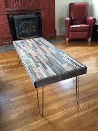 modern reclaimed wood furniture. Barn Wood Coffee Table Industrial Furniture Modern Reclaimed On