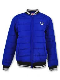True Religion Plus Size Chart True Religion Sporty Quilt Insulated Flight Jacket