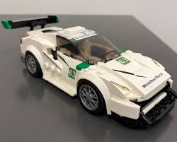 Lego technic ferrari 488 gte af corse #51 (42125) sealed new in box. Ferrari South Bay Lego Technic Adds A Ferrari 488 Gte Kit To Its Portfolio