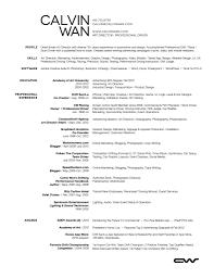 Resume Sample Modern Cv Resume And Cv 70 Well Designed Resume