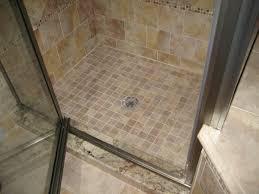 floor stone shower pans