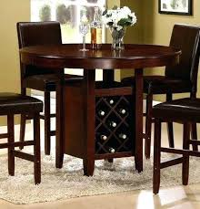 wine rack dining table.  Dining Counter Height Dining Table With Storage Charming Wine  Kitchen Amazon Com  In Rack O