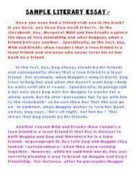 5 Paragraph Essay Template 4th Grade 4th Grade Essay Samples Under Fontanacountryinn Com