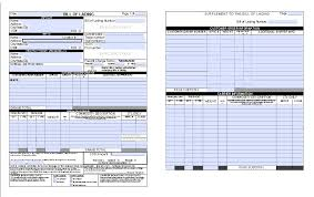 bill of lading trucking shipping bills of lading are required for any shipment you plan to