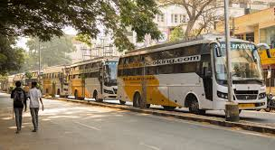 errant bus parking a daily nuisance