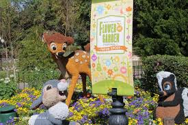 disney flower and garden. Disney World Welcomes Back The Epcot International Flower \u0026 Garden Festival For 2018 From February 28th To May 28th. This Natural Blooming Phenomena Takes And N