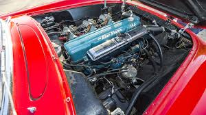 watch more like 1958 corvette engine bay 1954 corvette blue flame engine 1954 wiring diagram