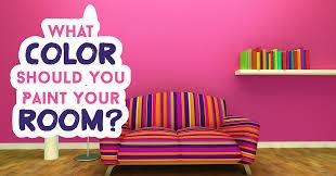 what color should you paint your room quiz quizony com