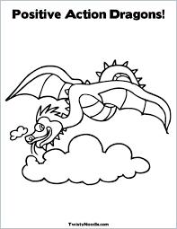 Ninjago Dragon Coloring Pages Cremzempme