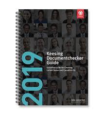 Guide Nna Documentchecker Keesing 2019
