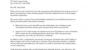 Resume Cover Letter Banking Position Resume How To Write Your