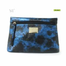 china innovative design leather make up bags zipper make up pouch designer bag china designer bag leather make up bags