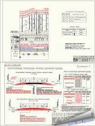 Диплом по строительству автомобильной дороги диплом по строительству автомобильной дороги