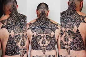 мужская татуировка на спине татуировки татушка