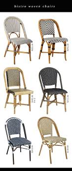 french bistro chairs toronto. french bistro chairs // oh la (hunted interior) toronto o
