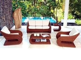 rattan furniture first rate outdoor modern garden set and lounge chair covers terry f