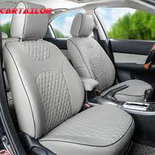 2016 chevy silverado seat covers cartailor car seat cover pu leather for ford focus 2016 2017