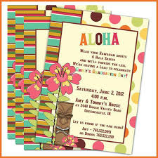 Hawaiian Pool Party Invitations Hawaiian Party Invitations Plus Graduation Luau Party Invitations