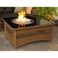 outdoor greatroom company naples 48 inch propane fire pit