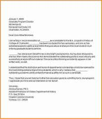 Best Ideas Of Sample Letters Of Recommendation For Graduate School