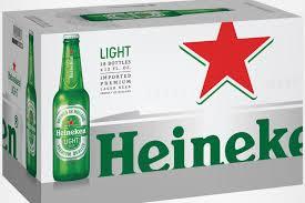Alcohol In Heineken Vs Heineken Light With Sales Sagging Heineken Light Gets Crafty