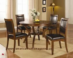 dining room table of post