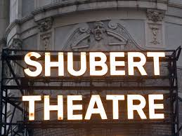 Shubert Theatre On Broadway In Nyc
