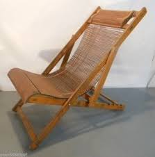 Image Bench Antique 1940s Japanese Bamboo Wood Folding Deck Chair Ship Steamer Greenandcleanukcom Japanese Folding Chairs Ideas On Foter