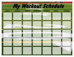 Hip Hop Abs Workout Chart Print A Workout Calendar