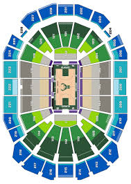 Milwaukee Bucks Detailed Seating Chart 10 Game Plans Milwaukee Bucks