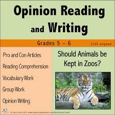 laura torres s shop teaching resources tes opinion reading and writing should animals be kept in zoos