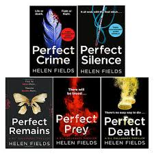 Helen Fields A DI Callanach Thriller Series 5 Books Collection Set RRP :  39.95 | eBay