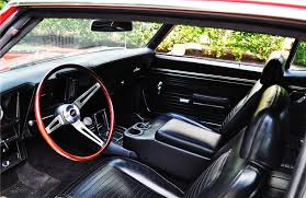 chevrolet camaro 1969 interior. Wonderful Chevrolet 1969 CHEVROLET CAMARO SS 2 DOOR COUPE  Interior 112674 Inside Chevrolet Camaro 9