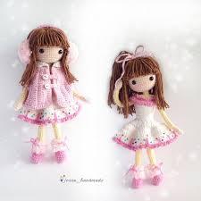 Amigurumi Doll Patterns Cool Crochet Doll Pattern Amigurumi Doll Pattern Icelyn PDF Etsy