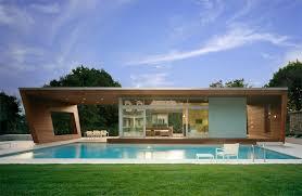 outstanding swimming pool house design by hariri hariri architecture