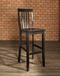 house cute bar stools black wood 12 inch leather and kitchenn