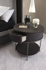 ideas bedside tables pinterest night: oval night stand photos contemporary nightstands artisan collection decorating ideas bedside