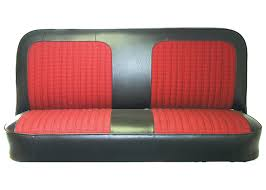 71 72 houndstooth seat cover bench