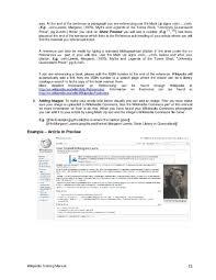 Pagewikipedia Training Manualpdf13 Wikisource The Free Online