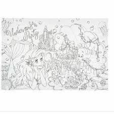 ディズニー プリンセス 大人の塗り絵 ベル ラプンツェル アリエル ポストカード 550 メルカリ
