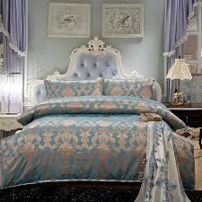 Online Buy Wholesale bedsheets cotton set with pillowcase from ... & 2015 palace style Luxury bedding set 4pcs Silk bed linen sets queen king  size Quilt/ Adamdwight.com