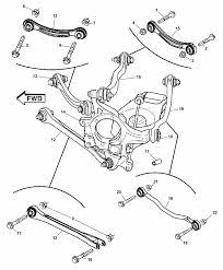 Dodge challenger drawing suspension rear links knuckles for 2015 dodge challenger