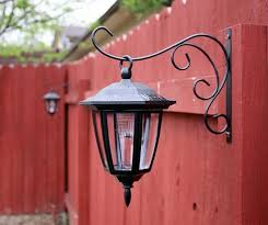 Solar Backyard Lighting
