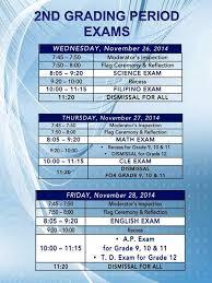 Ateneo Hs 2Nd G.p. Exam Sked | Ateneo De Manila University